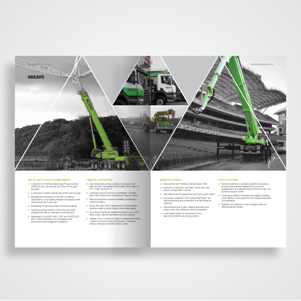 BOOM Logistics – Inkube8 Design